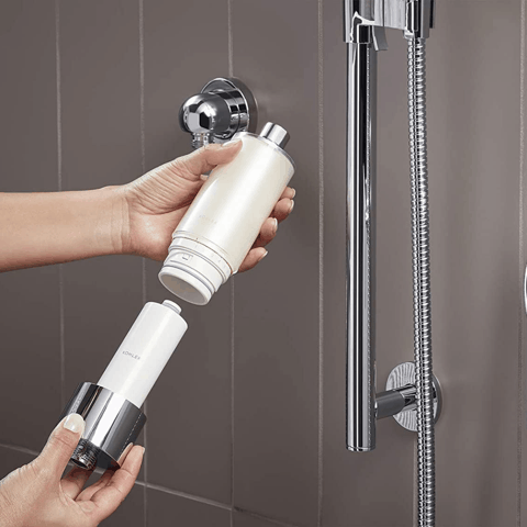 Aquifer zuhanyszűrő